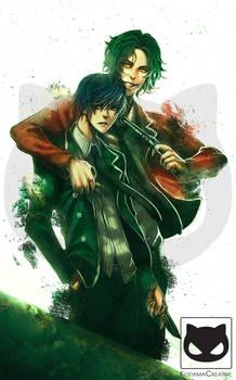 Boys Love Commission : Kumarai x Miki