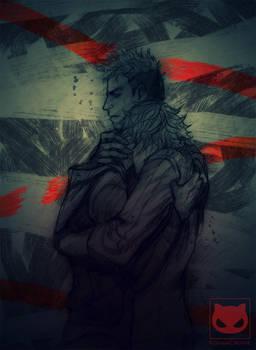 Kazuma x Yaozu: It's been awhile