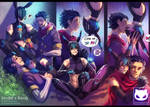Commission Boys Love: Sinder x Reva