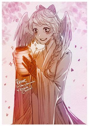Renee watermark by Yaoi-World