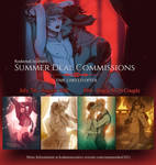 Summer Deal Commissions 2021