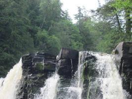 Waterfall 28 by Salamander-Stock