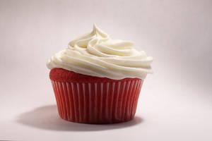 Red Velvet Cupcake by Salamander-Stock
