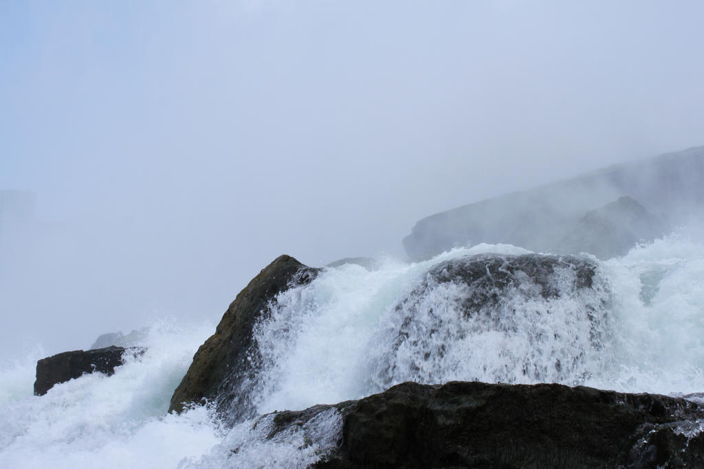 Niagara Falls 3 by Salamander-Stock