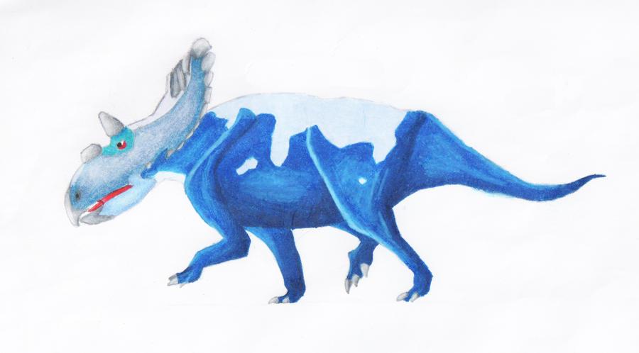 Kosmoceratops sampsoni