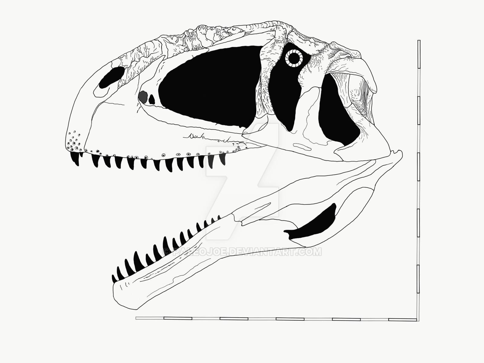 Mapusaurus sneak peek by PaleoJoe