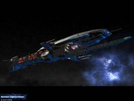 Gemini Lightcruiser by Amras-Arfeiniel
