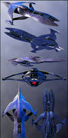 ISA Gunship Version2 by Amras-Arfeiniel