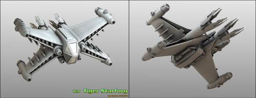 WIP Tiger-Starfury