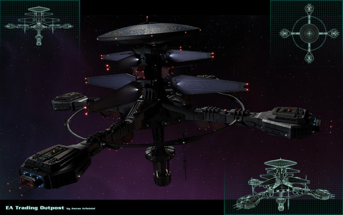 EA Trading Outpost by Amras-Arfeiniel