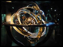 Armillary sphere by Amras-Arfeiniel