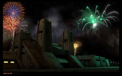 Happy New Year by Amras-Arfeiniel
