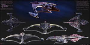 Whitestar Fighter