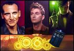 Doctor Who by Amras-Arfeiniel