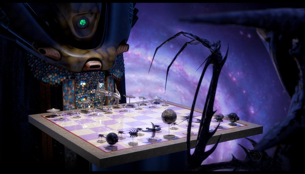 The Game by Amras-Arfeiniel