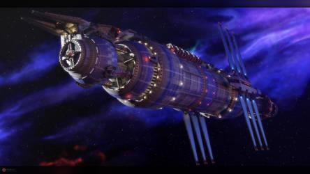 Babylon 5 by Amras-Arfeiniel