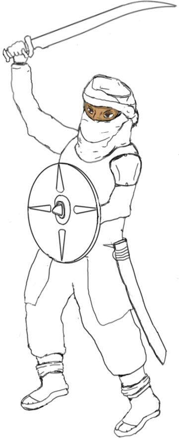 Saracen (undone)