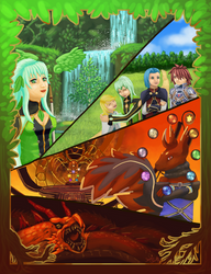 Creatures of Yggdrasil - Tales of Symphonia