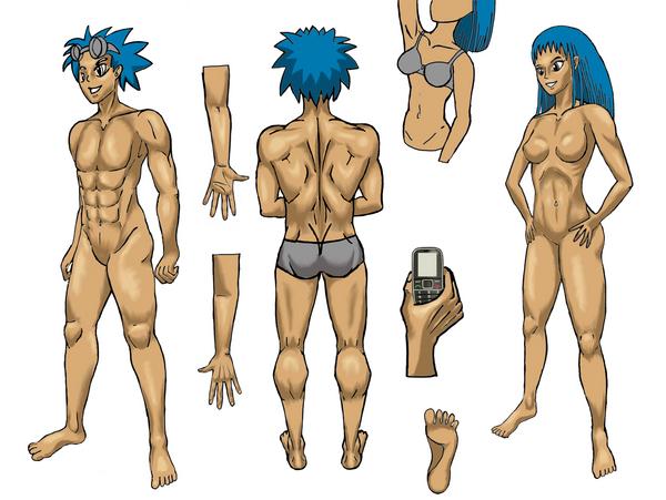 Anatomy by neveka