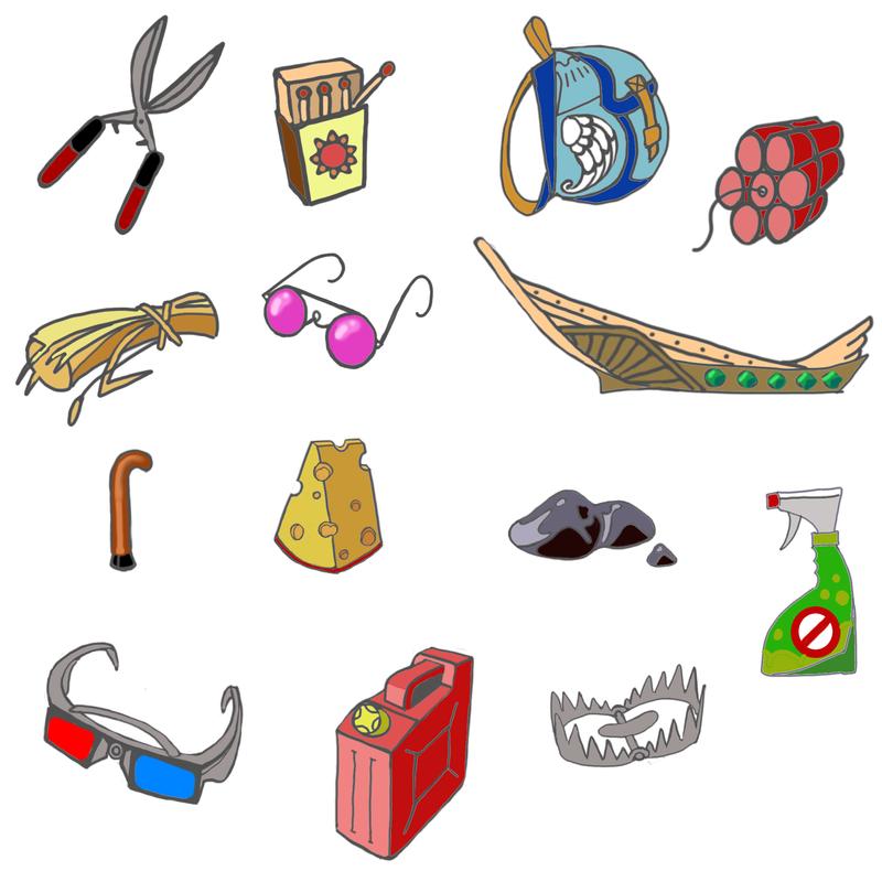 Items by neveka