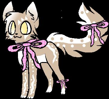 Custom Cat For Estelle-Chan by Jazzybirdadopts
