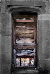 Door to?