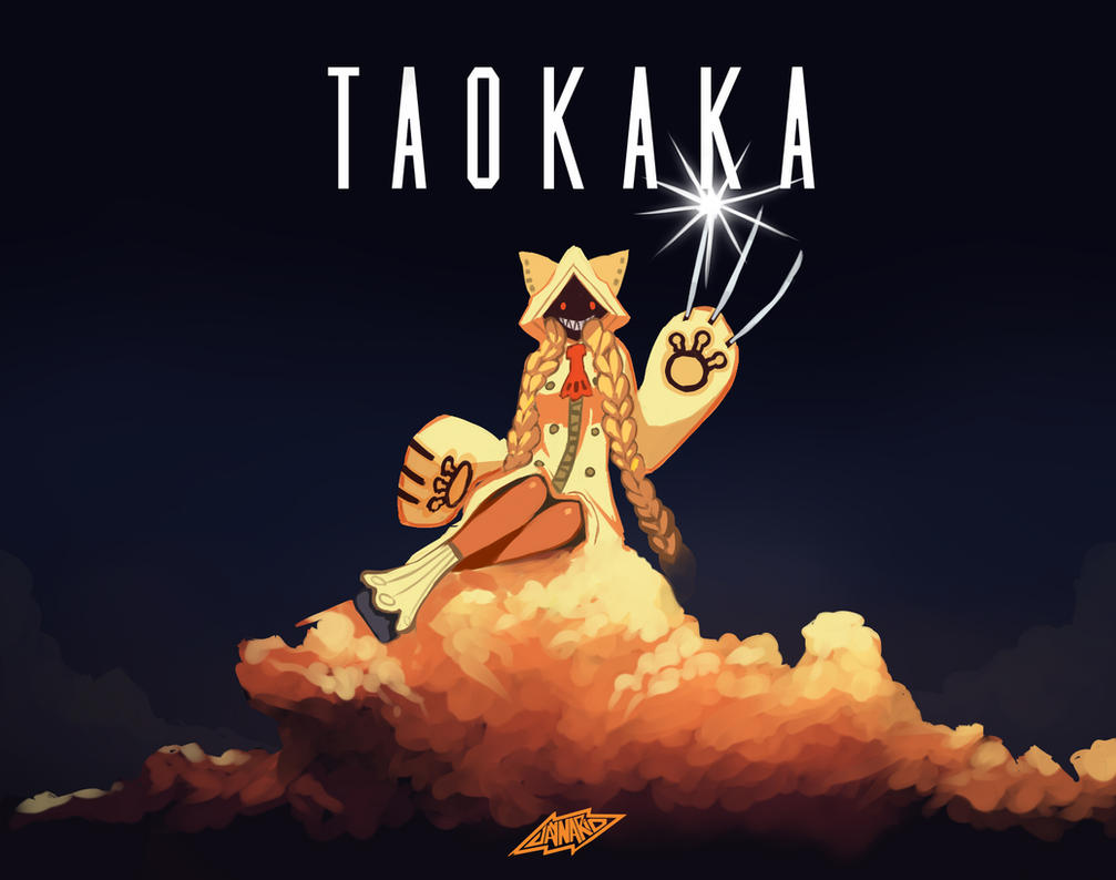 Taokaka pictures. by Oinario