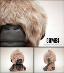 Custom munny- Gombi