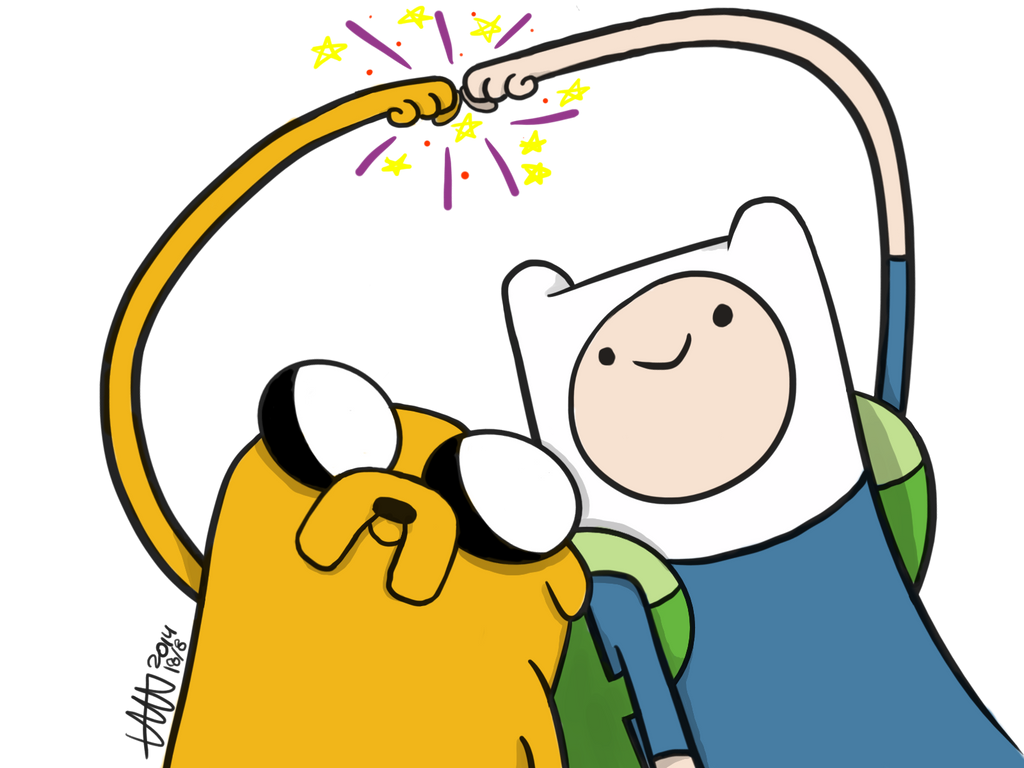 finn y jake by - photo #26