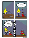 Final Fantasy Parody Comic 3