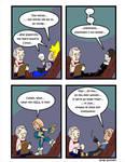 Final Fantasy Parody Comic 4