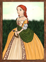 Dame d'Ecosse ~ Lady of Scotland