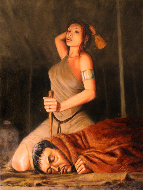 The Sleep of Death by DouglasRamsey