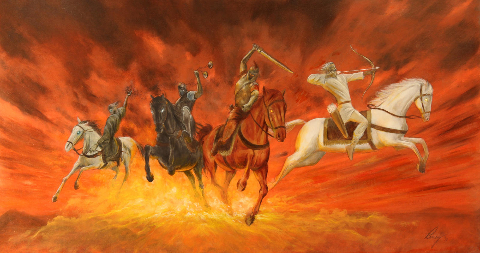 The Horsemen — Steemit