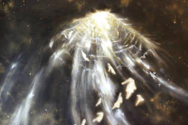 Into Heaven Detail by DouglasRamsey