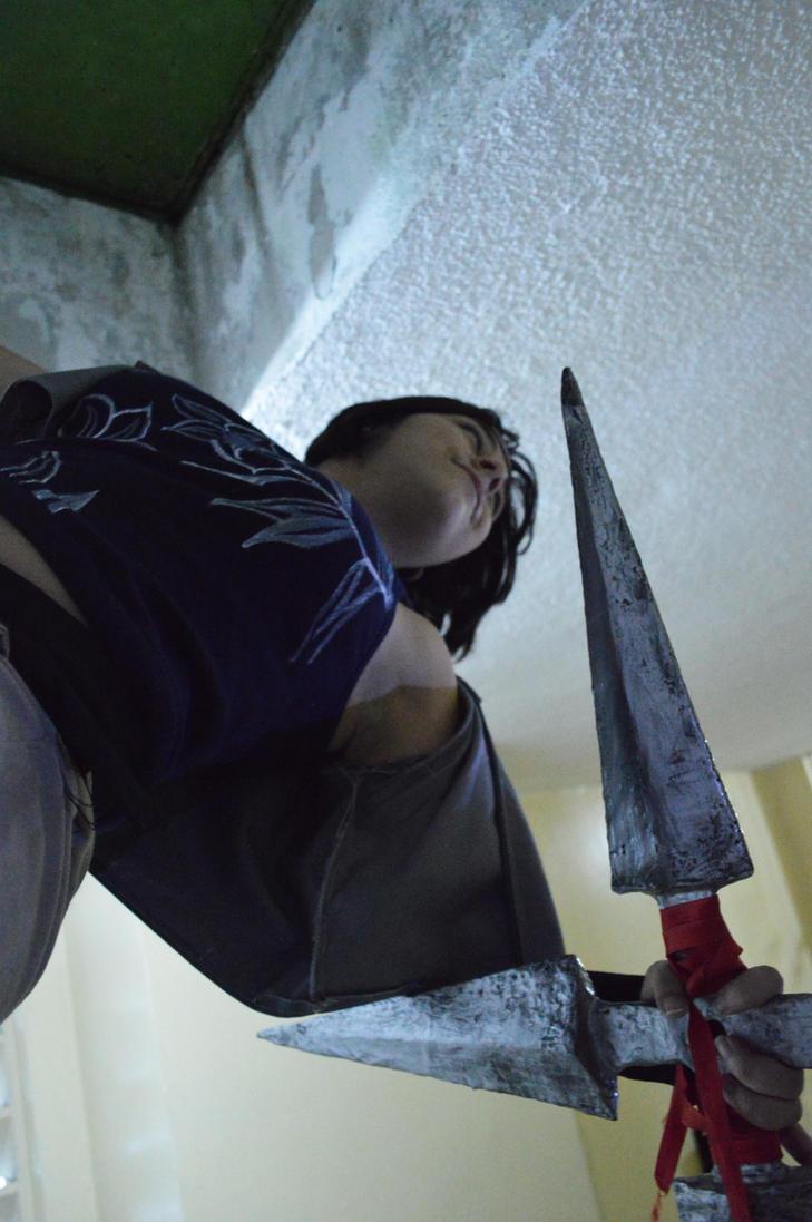 Yuffie Kisaragi 5 by Zinam