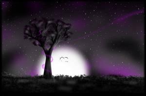 Mystical Night by DarkenBelle