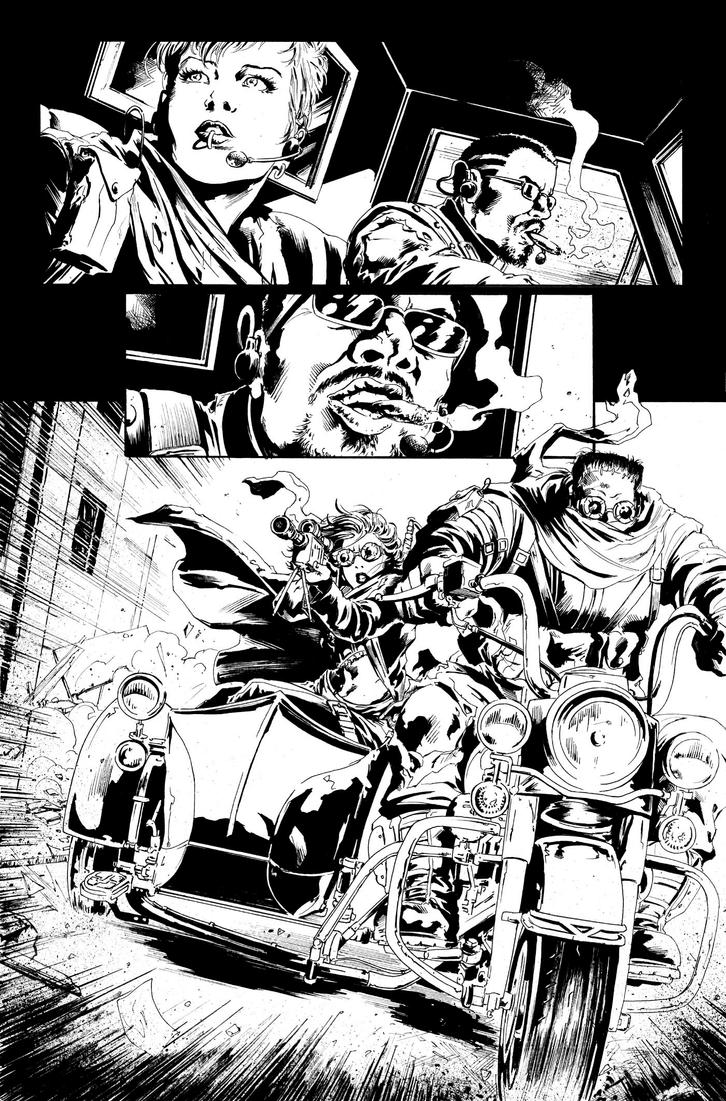 Army of Darkness 1 Page 03 by kewber