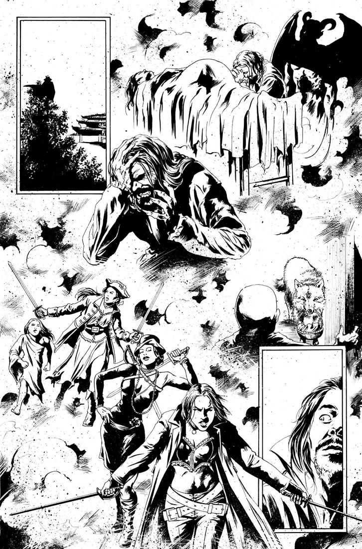 Army of Darkness Furious Road 5 Page 15 by kewber