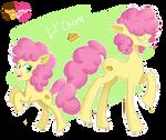 Mane Kids - Lil' Cheese