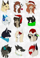 .::Christmas Gifts::. by Sinasni