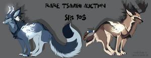 Rare tsavahi auction Closed