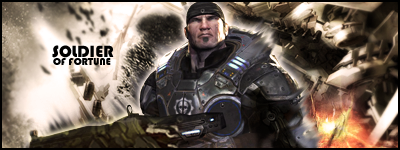 Gears of War sig by veddex