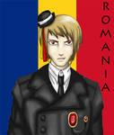 Hetalia- Romania