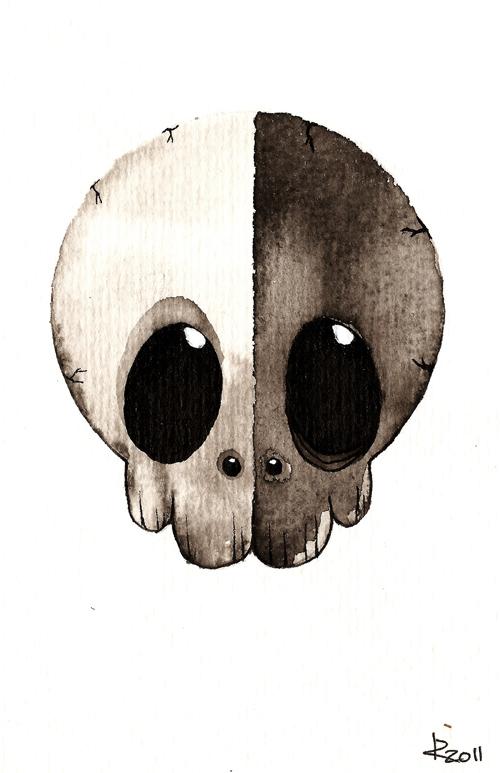 Bipolar Skull