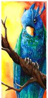 Bird of Paradise Bookmark
