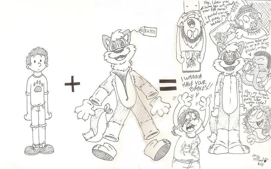 Fursuit Formula by SlapHappyBunny