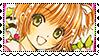 Sakura Kinomoto stamp by psyxi0