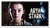 Arya Stark stamp 2 by psyxi0
