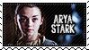 Arya Stark stamp 2 by psyxi0